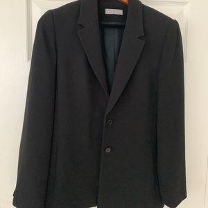 Kate Hill Black Blazer Size 4